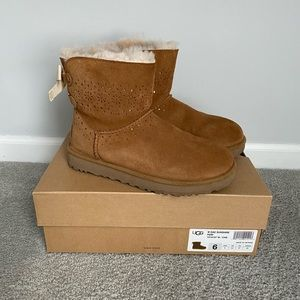 UGG Dae Sunshine Chestnut Boot